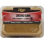 Dion Cumin, Ground