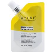 ACURE Facial Scrub, Brightening