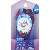 Crystal Light Drink Mix, Blueberry Raspberry