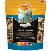 Sunseed Parrot Food