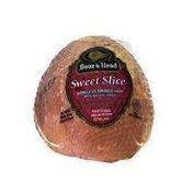 Boar's Head Sweet Slice Half Ham