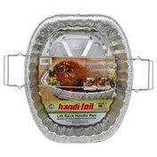 Handi-Foil Pan, Lift Rack Handle
