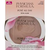 Physicians Formula Highlighter, Petal Glow, Soft Petal PF11122