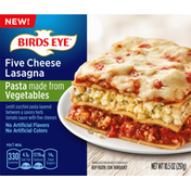 Birds Eye Lasagna, Five Cheese