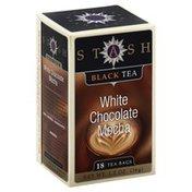 Stash Tea Tea, Black, White Chocolate Mocha, 18 Bag, Box