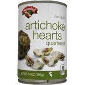 Hannaford Quartered Artichoke Hearts