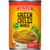Stater Bros. Markets Mild Whole Green Chiles