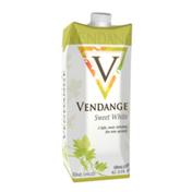 Vendange Sweet White Tetra Wine