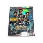 Marvel Studios Black Panther Blu-Ray