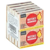 Essential Everyday Matches, Strike On Box