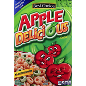 Best Choice Cereal, Apple Delicious