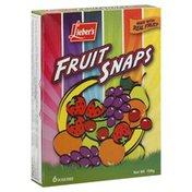 Liebers Fruit Snaps