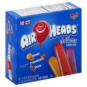 Airheads Junior Pops, Orange, Strawberry, Grape