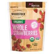 WOODSTOCK Organic Whole Strawberries