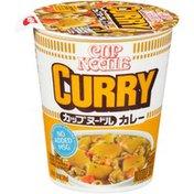 Nissin Ramen Noodle Soup Curry
