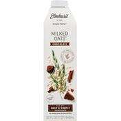 Elmhurst Milked Oats, Chocolate