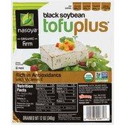 Nasoya TofuPlus Black Soybean Organic Firm Tofu