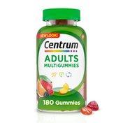 Centrum MultiGummies 50+ Adult Multivitamin, MultiGummies 50+ Adult Multivitamin