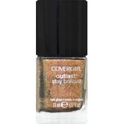 CoverGirl Nail Gloss, Seared Bronze 85