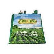 Fresh Thyme Healthy Food Healthy Values Bag