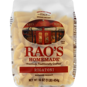 Raos Rigatoni, Homemade