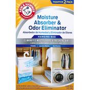 Arm & Hammer Moisture Absorber & Odor Eliminator, 2 Pack