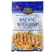 First Street Wild Caught Pacific Rockfish Fillets