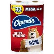 Charmin Toilet Paper Mega Roll