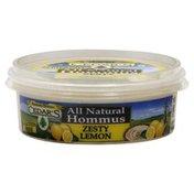 Cedar's Mediterranean Foods Hommus, Zesty Lemon