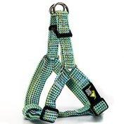 Spi Medium Sea Green Braided Harness