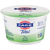 FAGE Total 2% Milkfat All Natural Lowfat Greek Strained Yogurt