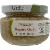 Nature's Place Natural Roasted Garlic
