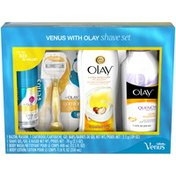 Gillette Venus With Olay 5 pc Shave Set