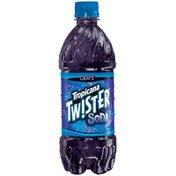 Tropicana Twister Soda Grape Soda