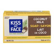 Kiss My Face Coconut Milk Soap