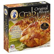 Southern Belle Crab Cakes, Original Recipe