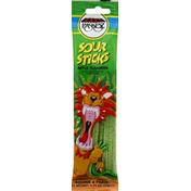 Paskesz Sour Sticks, Apple Flavored