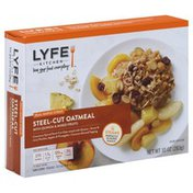 Lyfe Kitchen Oatmeal, Steel-Cut, with Quinoa & Mixed Fruits