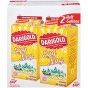 Darigold Egg Nog, 2 x 64 oz