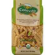 Colavita Organic Cut Fusilli Pasta