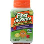 Fiber Advance Gummies, for Kids