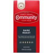 Community Coffee Dark Roast Ground Coffee