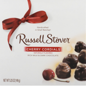 Russell Stover Rich Milk & Dark Chocolate Cherry Cordials