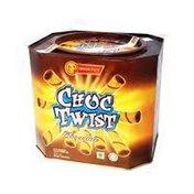 Shoon Fatt Twist Chocolate Wafer Roll