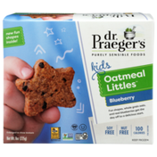 Dr. Praeger's Oatmeal Dippin' Sticks, Oaties, Gluten Free, Blueberry