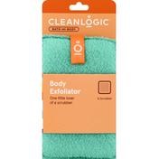 Cleanlogic Scrubber, Body Exfoliator