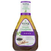 Ken's Steak House Simply Vinaigrette Asian