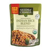 Seeds of Change Indian Rice Blend With Mung Beans & Lentils