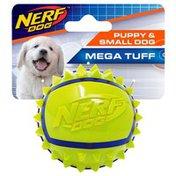 """NERF DOG 2.5"""" Two-Tone TPR Spike Ball"""