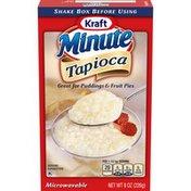 Minute Rice Tapioca